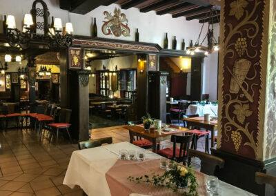 Lindenwirt Restaurant innen
